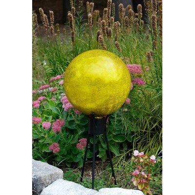ACHLA Crackle Gazing Globe