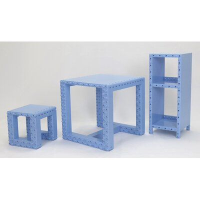 JEKCA Homebuilder Advance Kids' Building Block Furniture