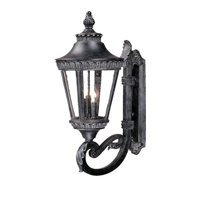 Acclaim Lighting Seville 3 Light Wall Lantern