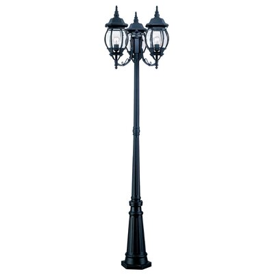 "Acclaim Lighting Chateau 3 Light 85"" Post Lantern Set"