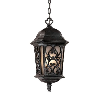 Acclaim Lighting Manorgate 4 Light Outdoor Hanging Lantern