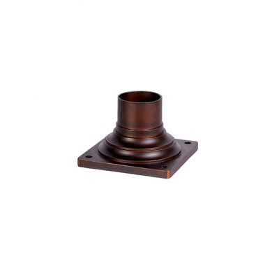 Acclaim Lighting Pier Mount Adapter