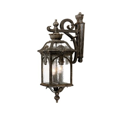 Acclaim Lighting Belmont 3 Light Wall Lantern