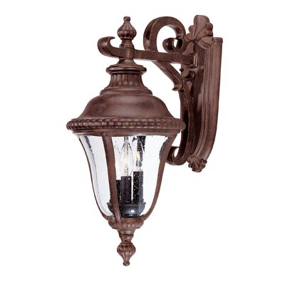 Acclaim Lighting Windsor 3 Light Wall Lantern