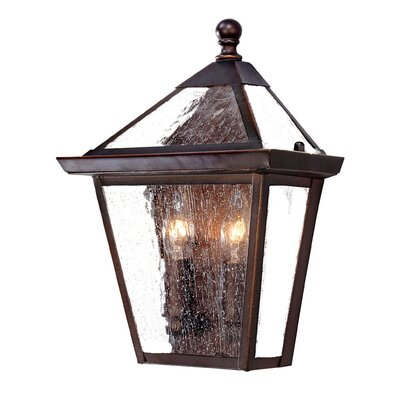Acclaim Lighting Charleston 2 Light Wall Lantern