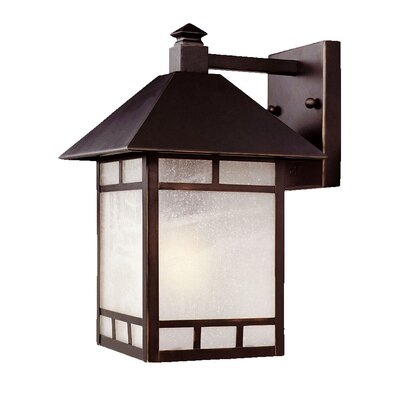 Acclaim Lighting Artisan 1 Light Wall Lantern