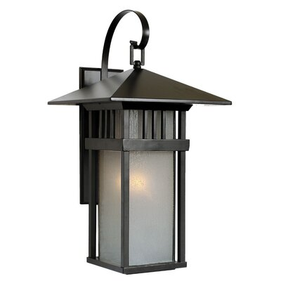 Acclaim Lighting Bali 1 Light Wall Lantern