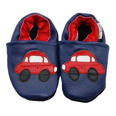 Augusta Baby Car Soft Sole Leather Baby Shoes