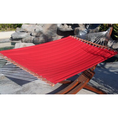 RST Outdoor Sunbrella Quilted Hammock Bed with Stand