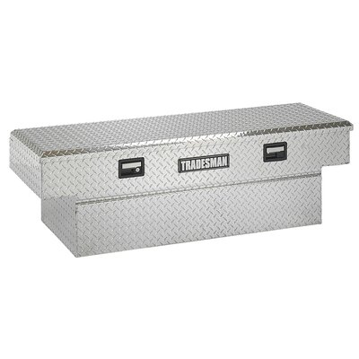 Tradesman Crew Cab Flush Mount Truck Tool Box