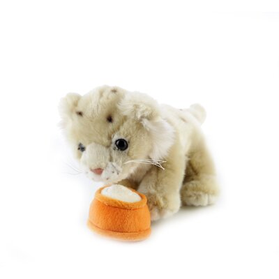 Teeboo BB Kidoo Lion Cub Plush Toy