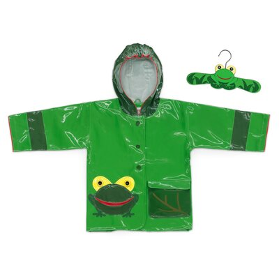 Kidorable Frog Raincoat