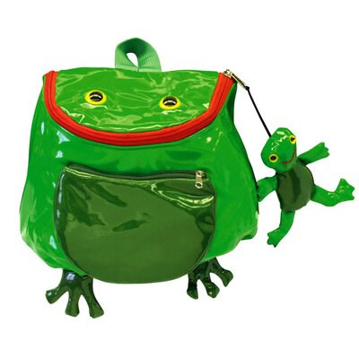 Kidorable Frog Backpack