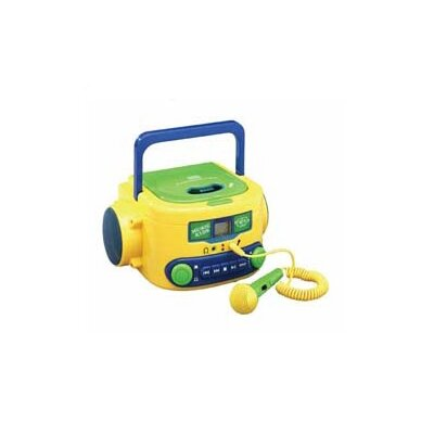 Hamilton Electronics Audio CD Player for Early Childhood