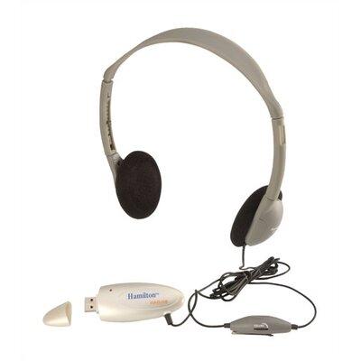 Hamilton Electronics Personal Series Headphones
