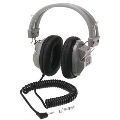 Hamilton Electronics Deluxe Stereo/Mono Headset
