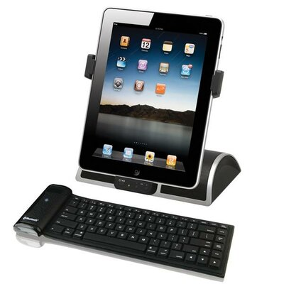 Hamilton Electronics iPad Speaker Dock and Bluetooth Keyboard Accessory Kit