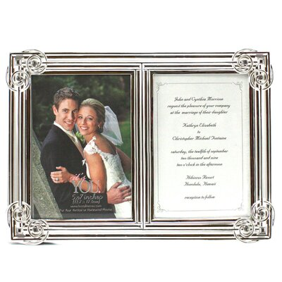 Petrina Heart Corners Photo Frame
