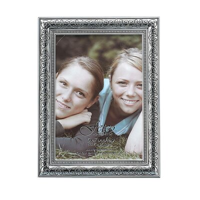 Fetco Home Decor Fashion Metals Andover Picture Frame