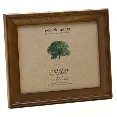 Eco Woods Jackson Walnut Picture Frame