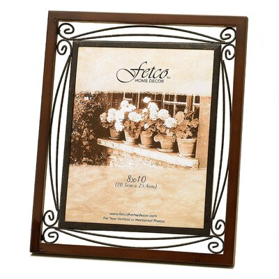 Tuscan Collington Double Scroll Picture Frame