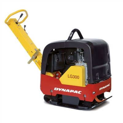 "Dynapac 24"" x 29"" Forward & Reversible Soil Plate Compactor w/ Hatz 1B30 7.0 HP Diesel Powered Engine"