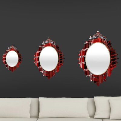 DENY Designs Aimee St Hill Phone Box Baroque Mirror