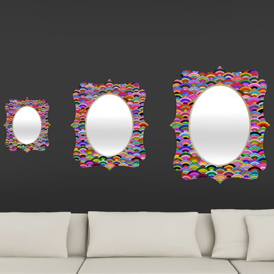 DENY Designs Fimbis A Good Day Quatrefoil Mirror