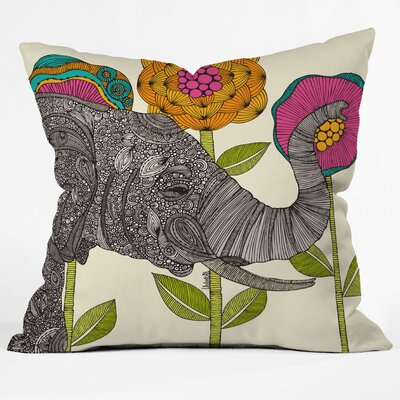DENY Designs Valentina Ramos Aaron Indoor/Outdoor Polyester Throw Pillow