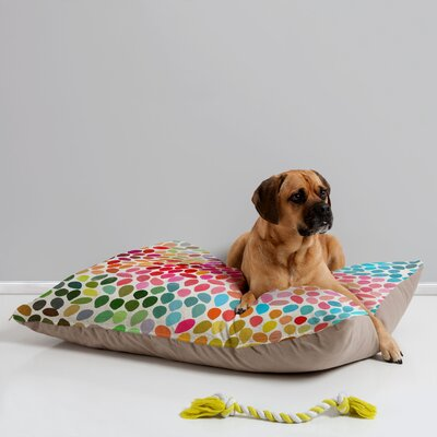 DENY Designs Garima Dhawan Rain 6 Pet Bed