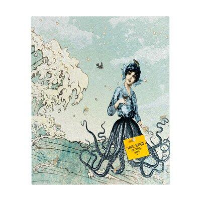 DENY Designs Belle13 Sea Fairy Rectangular Bulletin Board