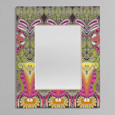 DENY Designs Sharon Turner Aphrodites Garden Rectangular Mirror