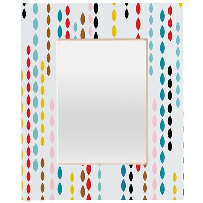 DENY Designs Khristian A Howell Nolita Drops Rectangular Mirror