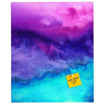 DENY Designs Jacqueline Maldonado The Sound Rectangular Magnet Board