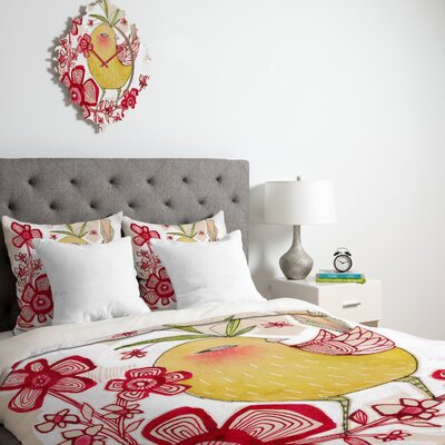 DENY Designs Cori Dantini Sweetie Pie Duvet Cover Collection
