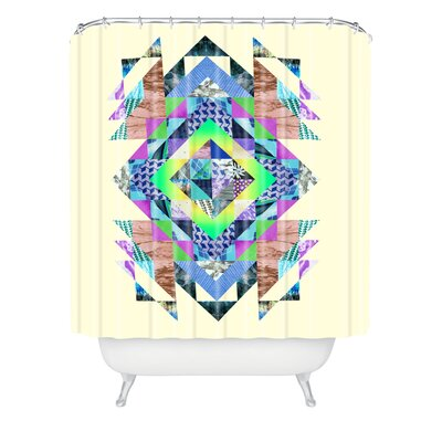 DENY Designs Fimbis Clarice Polyester Shower Curtain