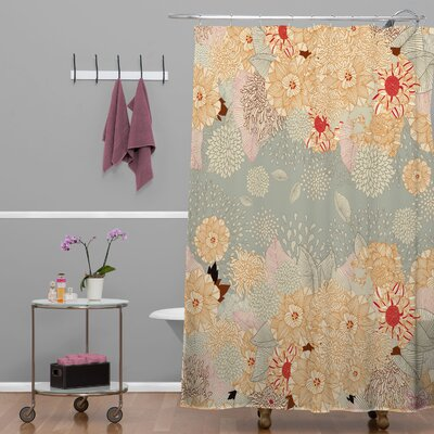 DENY Designs Iveta Abolina Creme De La Creme Polyester Shower Curtain