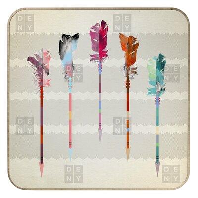 DENY Designs Iveta Abolina Feathered Arrows Jewelry Box