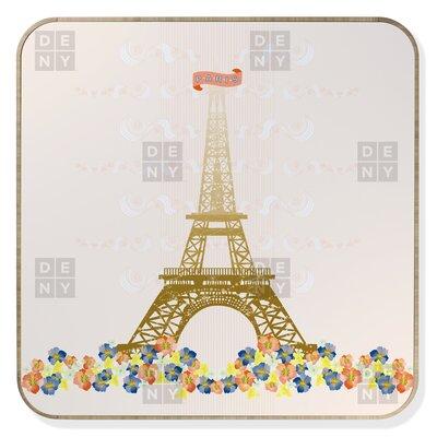 DENY Designs Jennifer Hill Paris Eiffel Tower Jewelry Box