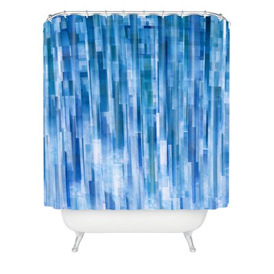 DENY Designs Jacqueline Maldonado Woven Polyester Rain Shower Curtain