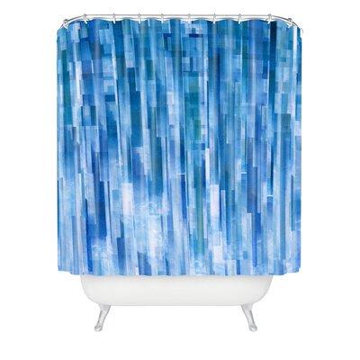 DENY Designs Jacqueline Maldonado Woven Polyester Rain Shower Curtain
