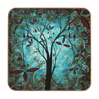 DENY Designs Madart Inc. Romantic Evening Wall Art