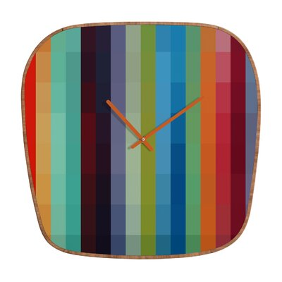 DENY Designs Madart Inc. City Wall Clock