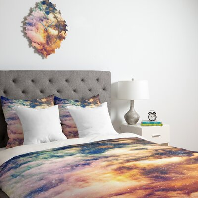 DENY Designs Shannon Clark Cosmic Duvet Cover Collection