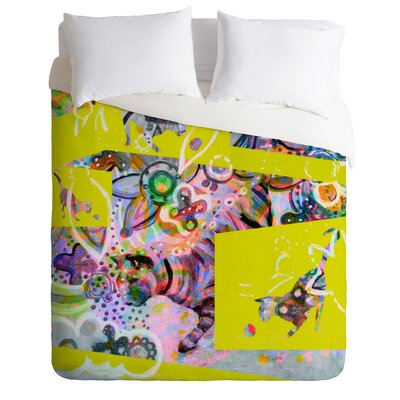 DENY Designs Randi Antonsen Cats 4 Duvet Cover Collection