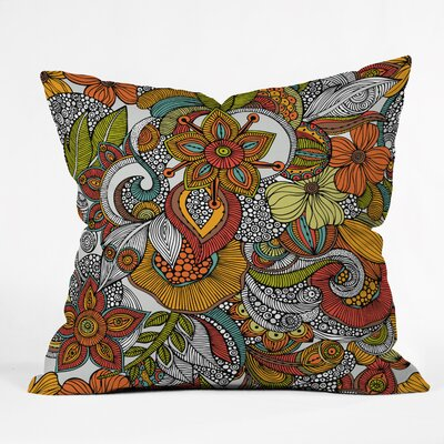 DENY Designs Valentina Ramos Ava Indoor/Outdoor Polyester Throw Pillow