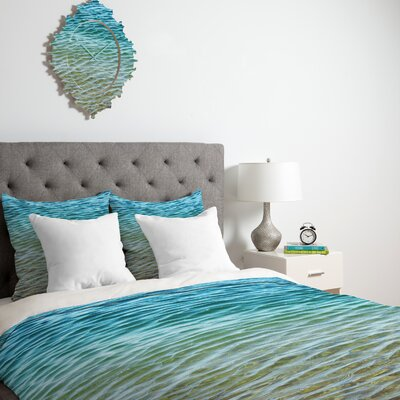 DENY Designs Shannon Clark Ombre Sea Duvet Cover Collection