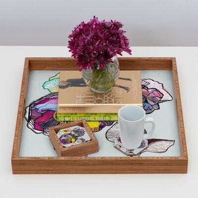 DENY Designs Mikaela Rydin Growing Coaster