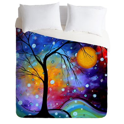 DENY Designs Madart Inc. Winter Sparkle Duvet Cover Collection