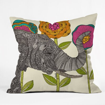 Valentina Ramos Aaron Polyester Throw Pillow